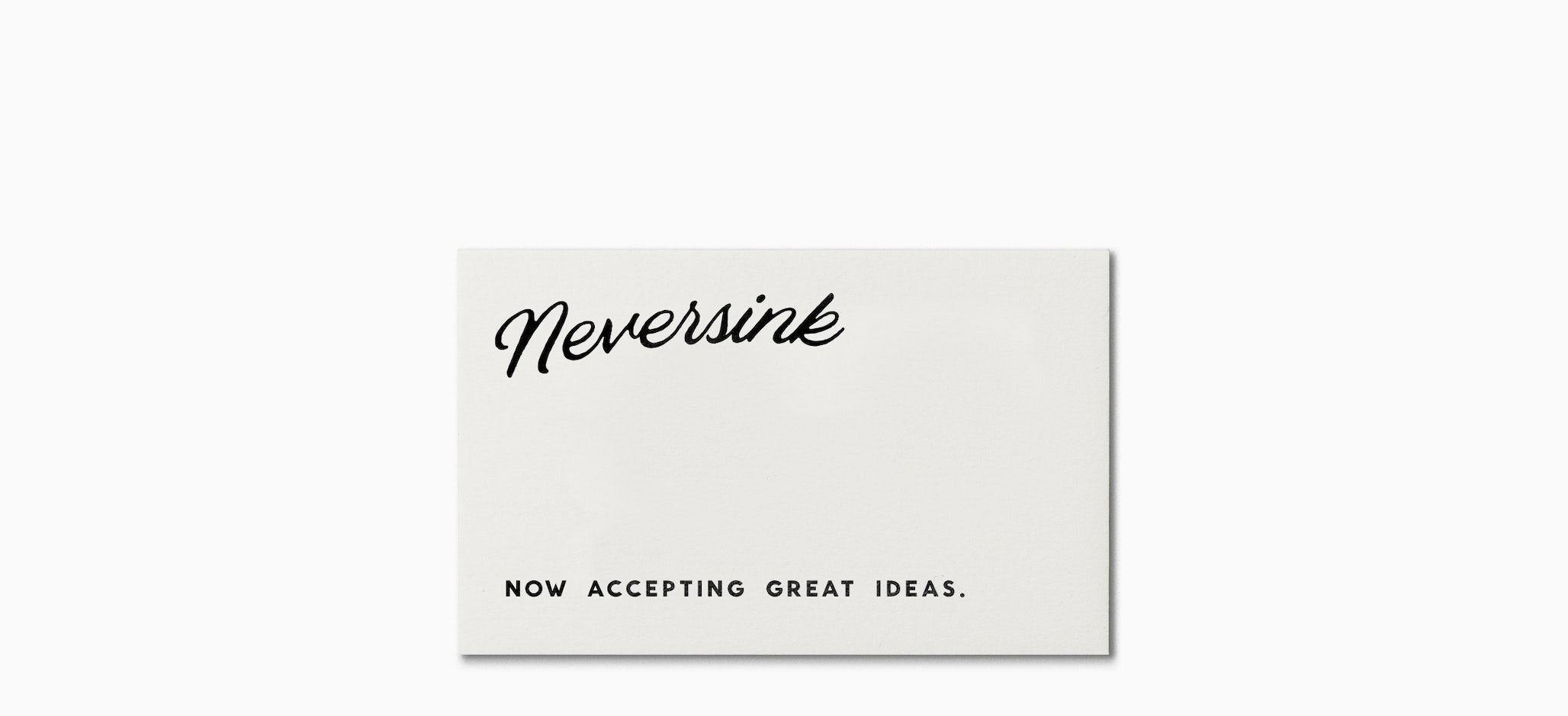 Neversink Contact Card