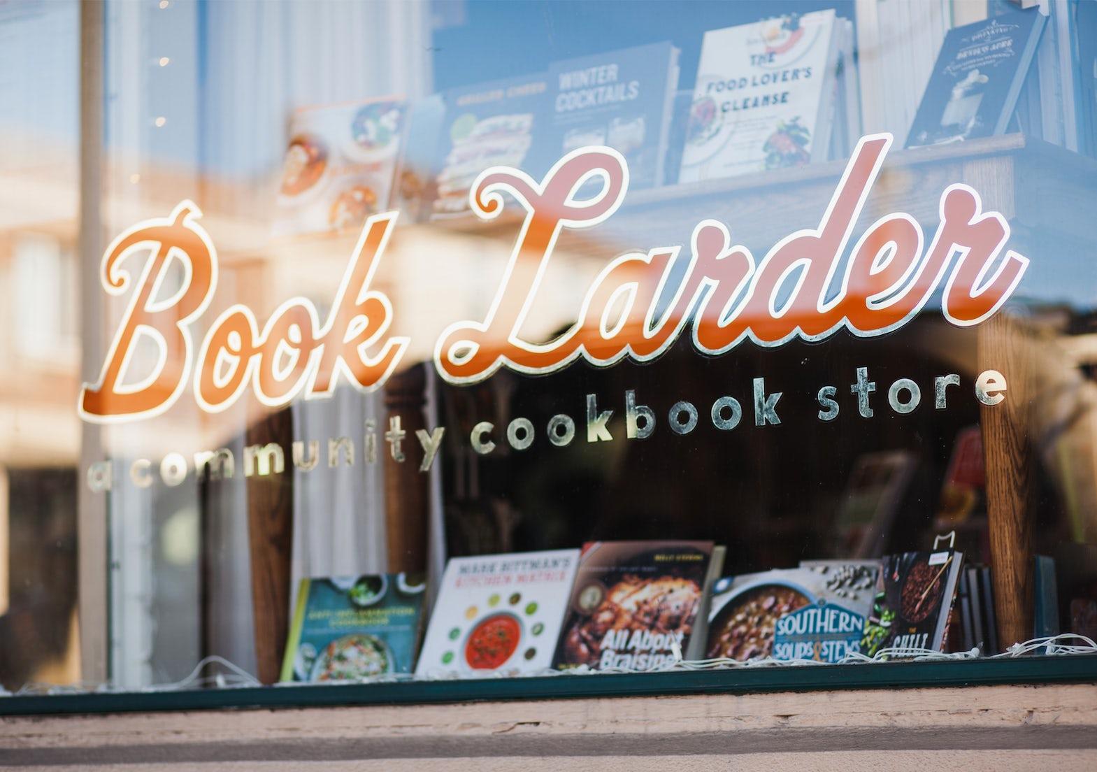 Book Larder Windows