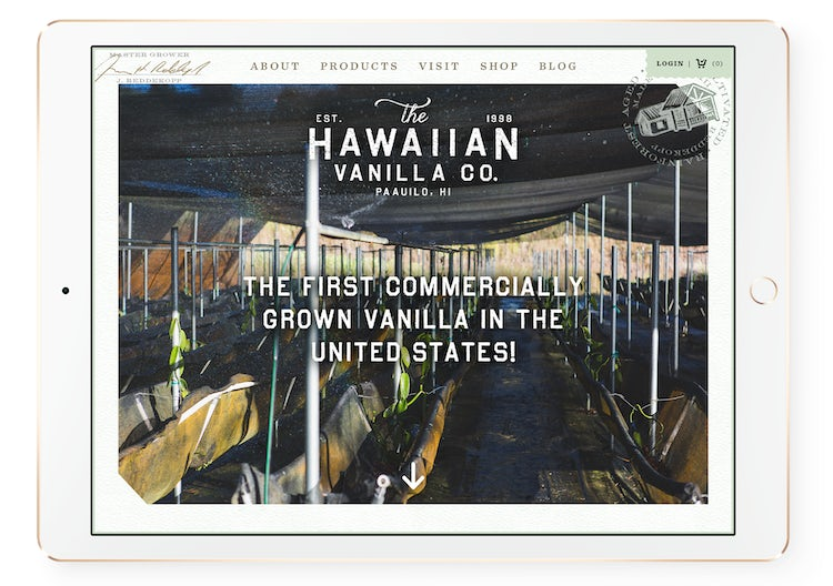Hawaiian Vanilla Co.