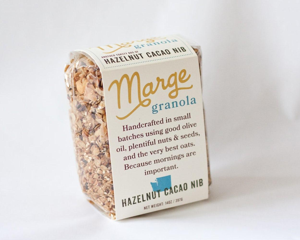 Marge Hazelnut Cacao Bag