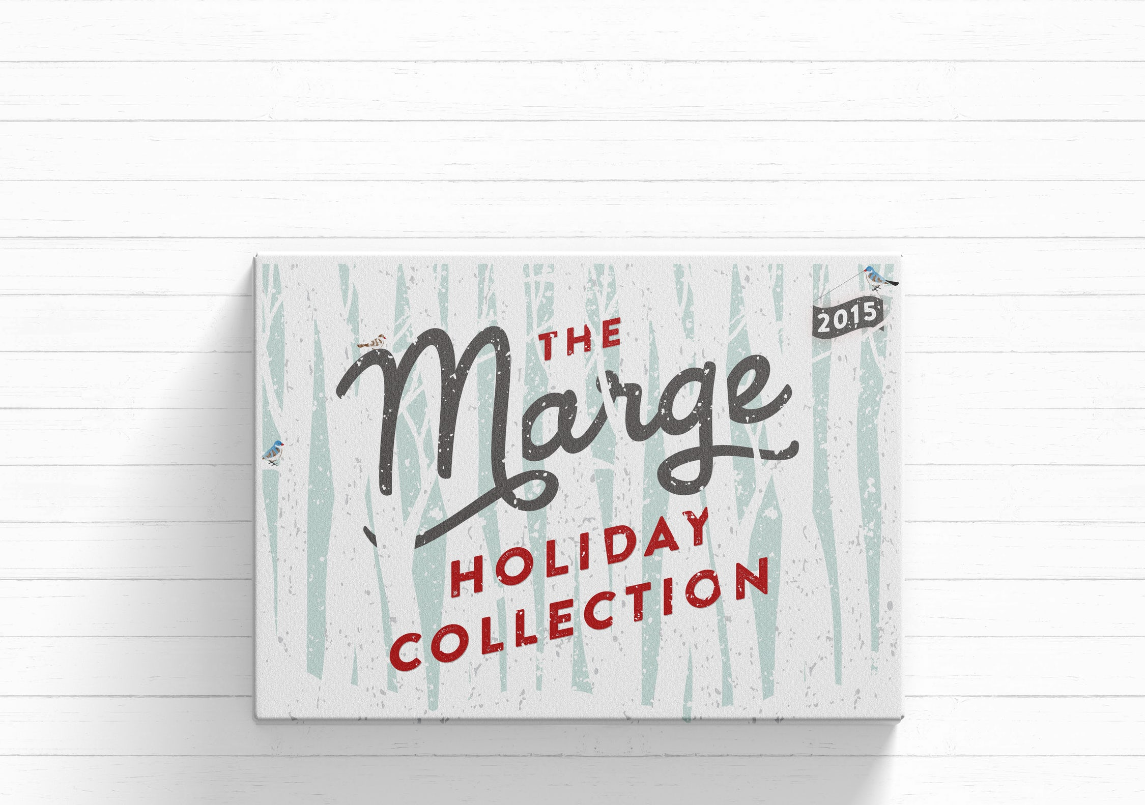Marge Granola Holiday2015