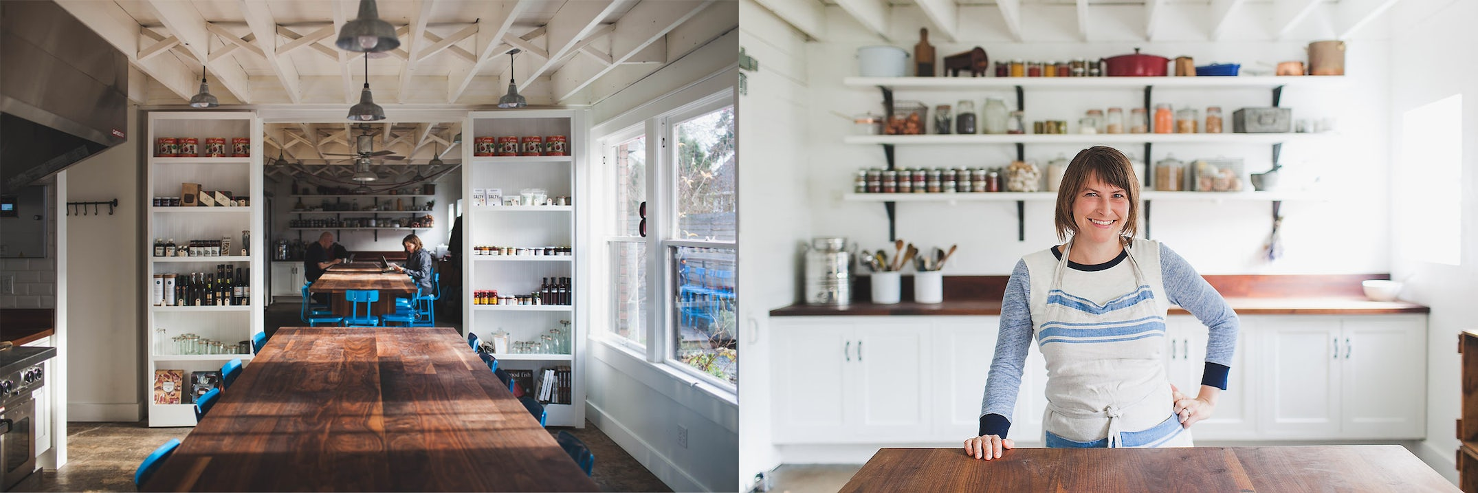 The Pantry and its Pantry-er-in-Chief, Brandi Henderson